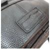 Мужская сумка Ruff Ryder. Кожа. 5451 black