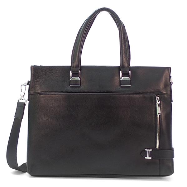 Мужская сумка Borgo Antico. Кожа. 59663 black