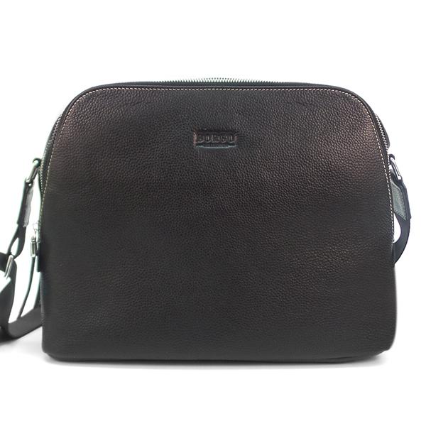 Мужская сумка Borgo Antico. Кожа. 60333/60973 black NN
