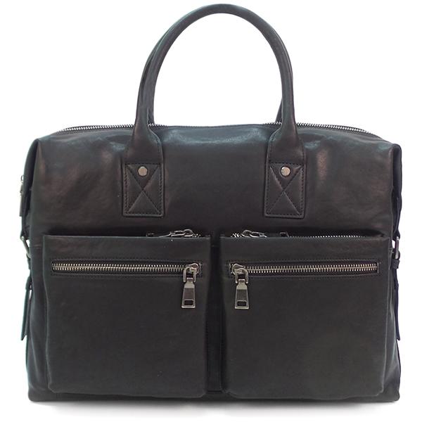 Мужская сумка Borgo Antico. Кожа. 6197-3 black