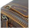 Мужская сумка Borgo Antico. Кожа. 673 brown