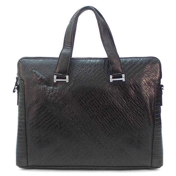Мужская сумка Borgo Antico. Кожа. 7221 black