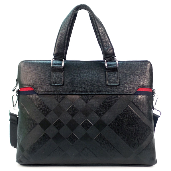 Мужская сумка Borgo Antico. Кожа. 7230 black