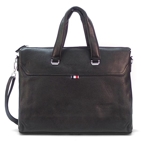 Мужская сумка Borgo Antico. Кожа. 7239 black
