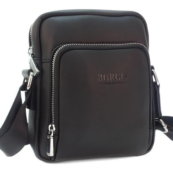 Сумка мужская Borgo Antico. 8083-1 black