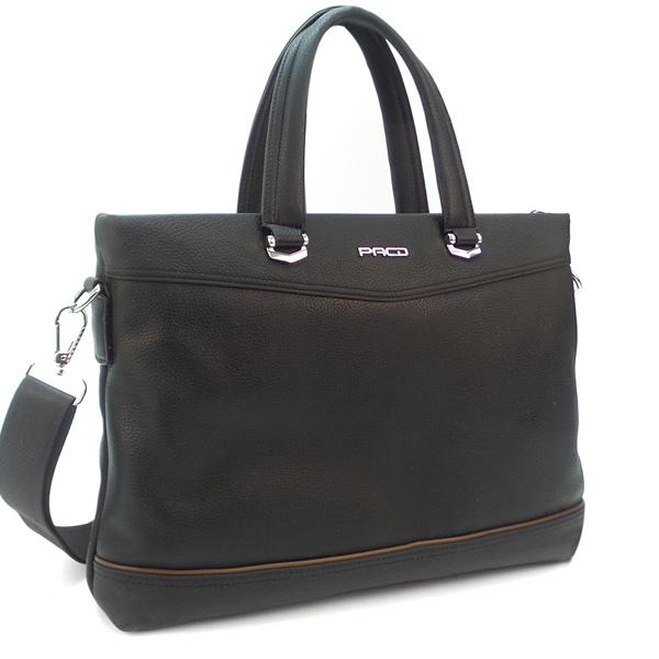 Мужская сумка. Кожа. SM 045 - 9946-5 black
