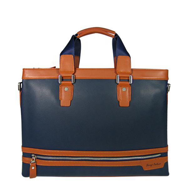 Сумка мужская Borgo Antico. X 319-5 A blue-brown