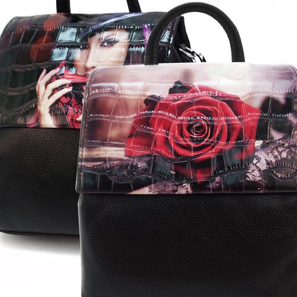 Женские рюкзаки.