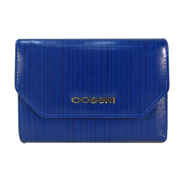 Кошелек Cossni. Кожа. 122-58 blue
