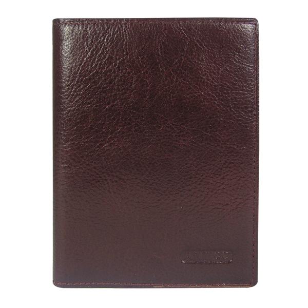 Обложка для паспорта Antico. Кожа. 3-907 brown