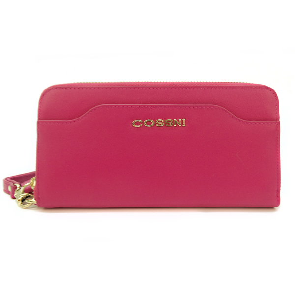 Кошелек Cossni. Кожа. 42171 pink