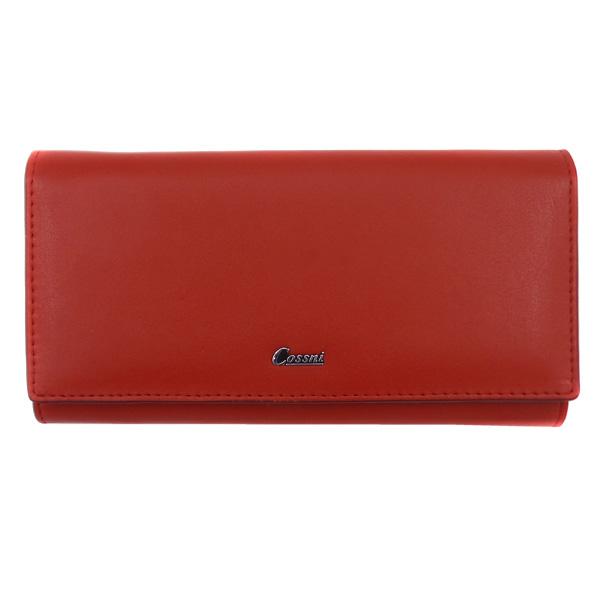 Кошелек Cossni. 516-5 red