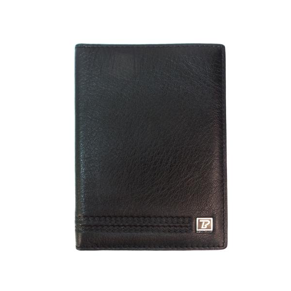 Обложка для паспорта BDEK. Кожа. B 053-806 black
