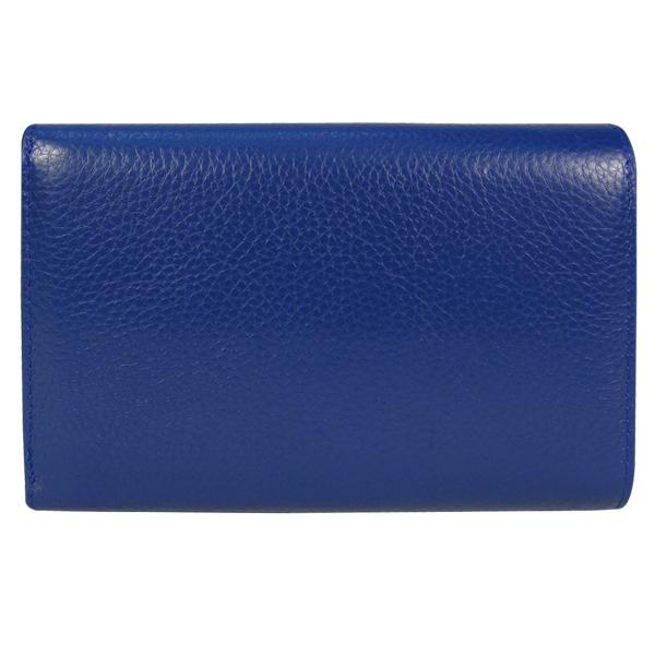 Кошелек Cossni. Кожа. C15-12253 blue