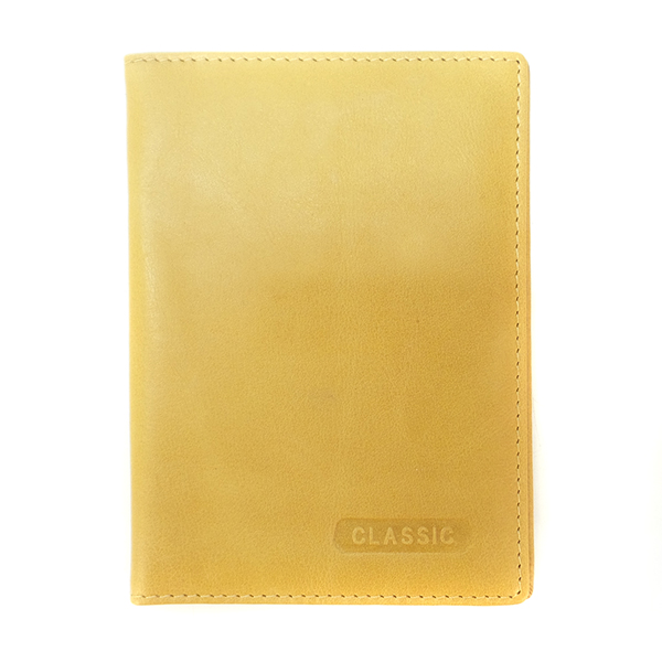 Обложка для паспорта Classic. Кожа. DY 5011 O