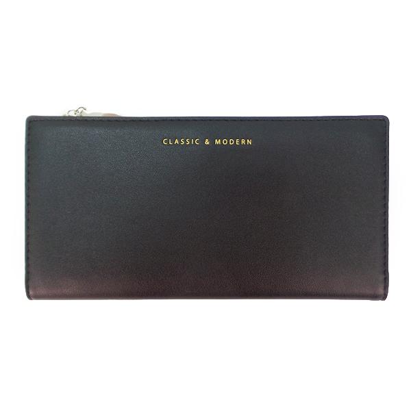Кошелек Classic&Modern. T 3676-093 black