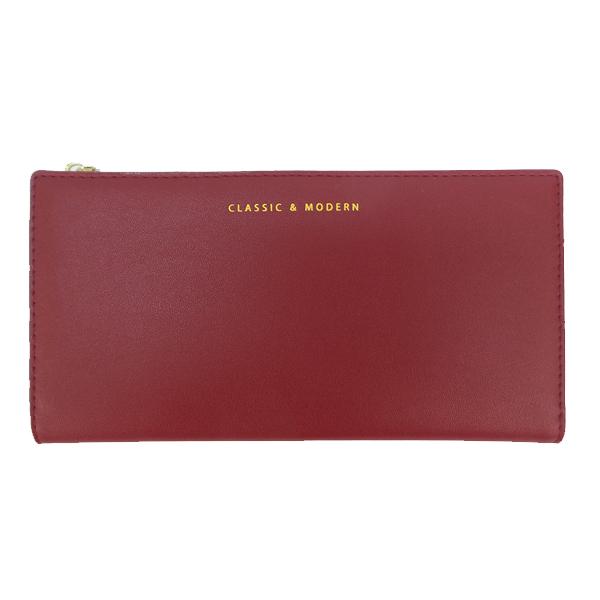 Кошелек Classic&Modern. T 3676-093 red