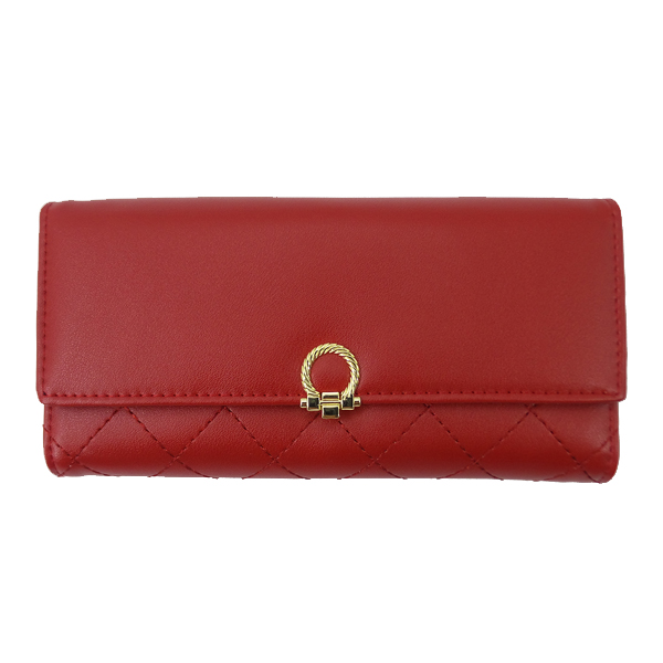 Кошелек Classic&Modern. T 5634-014/A 106-2 red