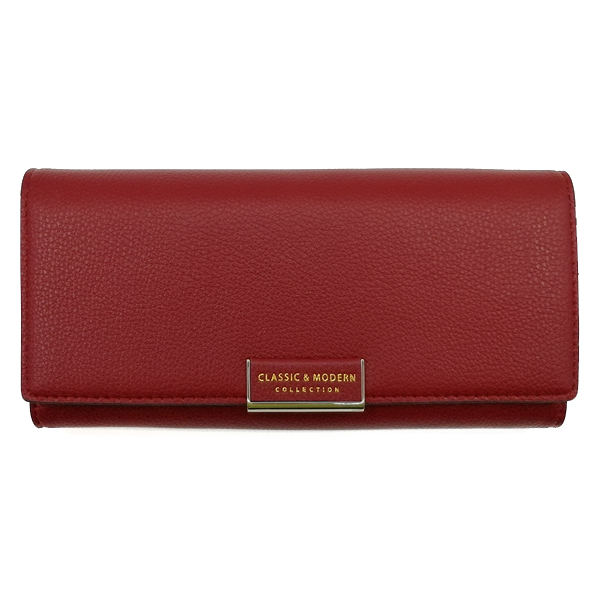 Кошелек Classic&Modern. T 5638-016/A 106-2 red