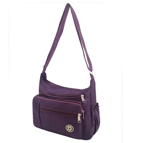 Сумка спортивная. 5617 purple