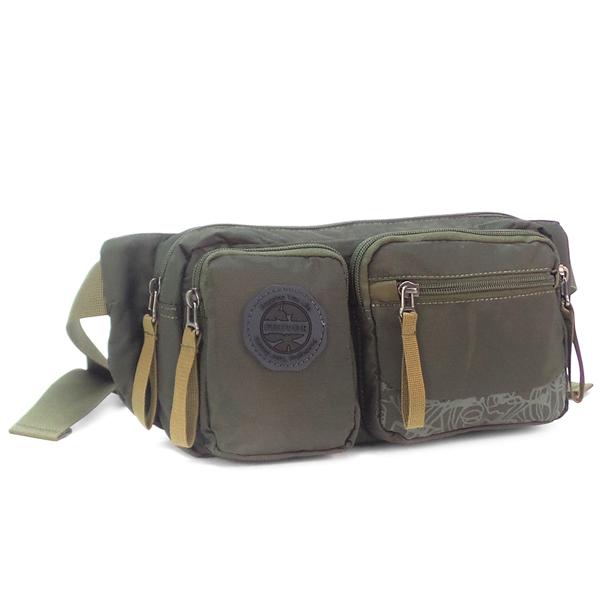Поясная сумка Fouvor. FA 2335-21 green
