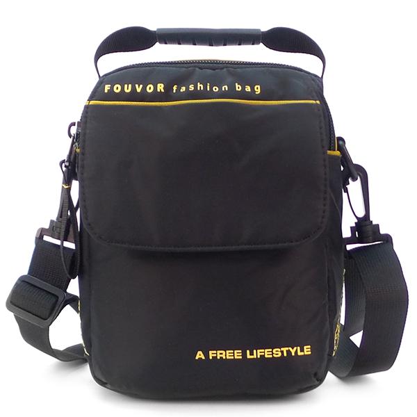Спортивная сумка Fouvor. FA 2538-41 black