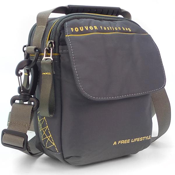 Спортивная сумка Fouvor. FA 2538-41 grey