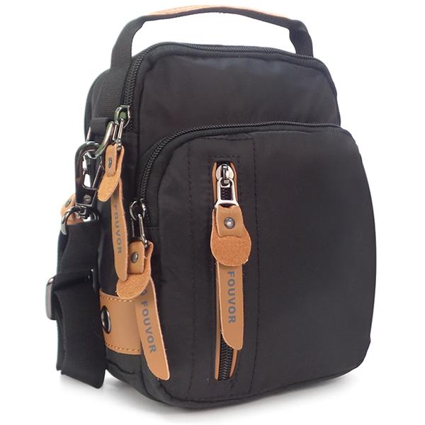 Спортивная сумка Fouvor. FA 2596-16 black