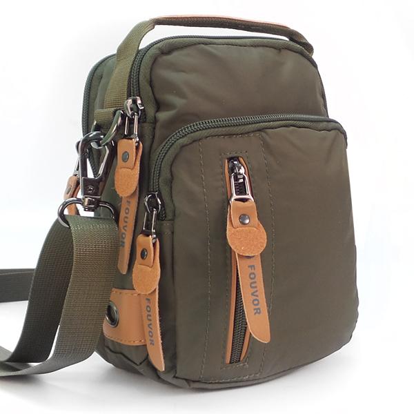 Спортивная сумка Fouvor. FA 2596-16 green