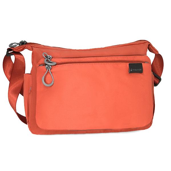 Сумка Fouvor. FA 2802-06/FA 2833-15 orange