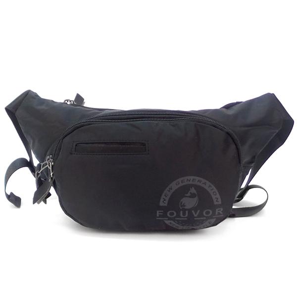 Поясная сумка Fouvor. FA 2833-15 black
