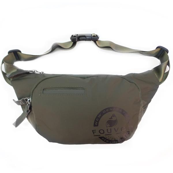 Поясная сумка Fouvor. FA 2833-15 green