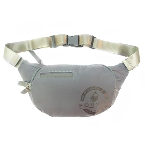 Поясная сумка Fouvor. FA 2833-15 grey
