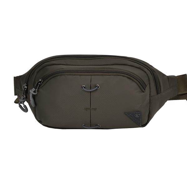 Поясная сумка Fouvor. FA2856-07 green