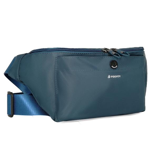 Сумка поясная Fouvor. FA 2918-05 blue