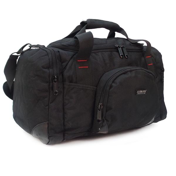 Дорожная сумка ASMN. 059/AO073 black