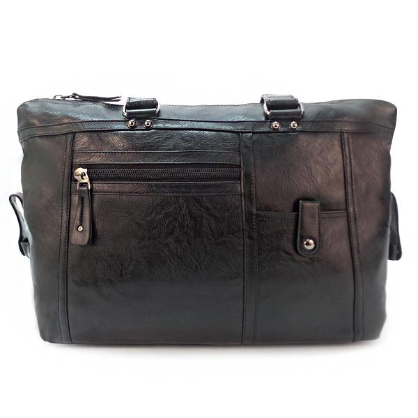Дорожная сумка Borgo Antico. 0815 black