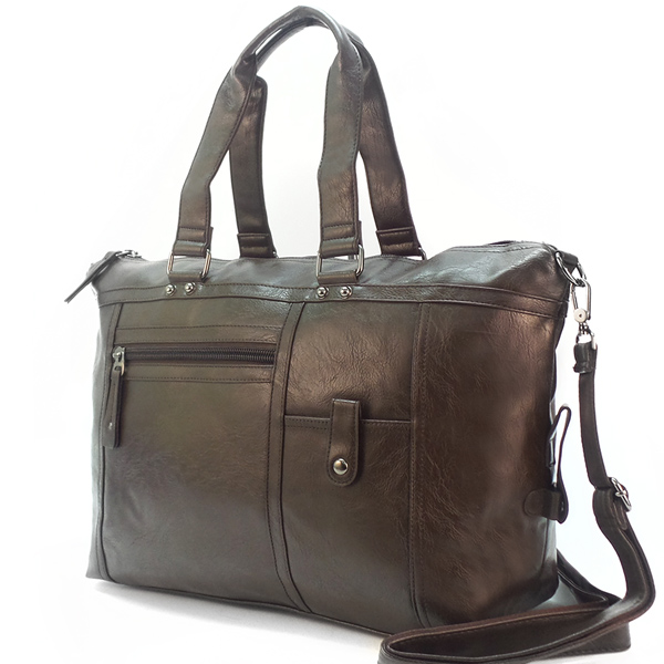 Дорожная сумка Borgo Antico. 0815 brown