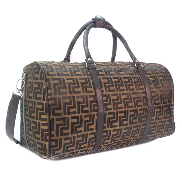 Дорожная сумка Borgo Antico. 142 F coffee