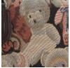 Дорожная сумка Borgo Antico. 301 beige bear