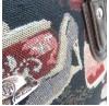 Дорожная сумка Borgo Antico. 301 black hat