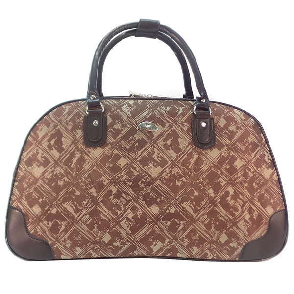 Дорожная сумка Borgo Antico. 301 brown