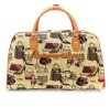 Дорожная сумка Borgo Antico. 302 beige hat