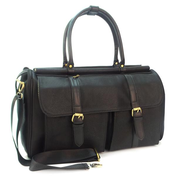 НЕТ В НАЛИЧИИ. Дорожная сумка Borgo Antico. 3219 black