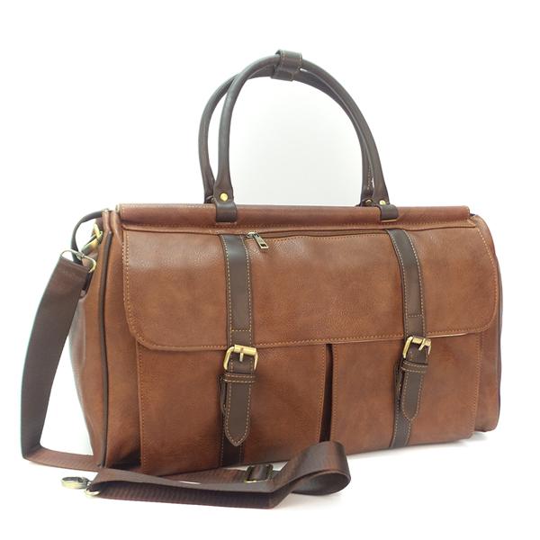 Дорожная сумка Borgo Antico. 3219 coffee