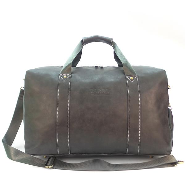 Дорожная сумка Borgo Antico. 3381 d. grey