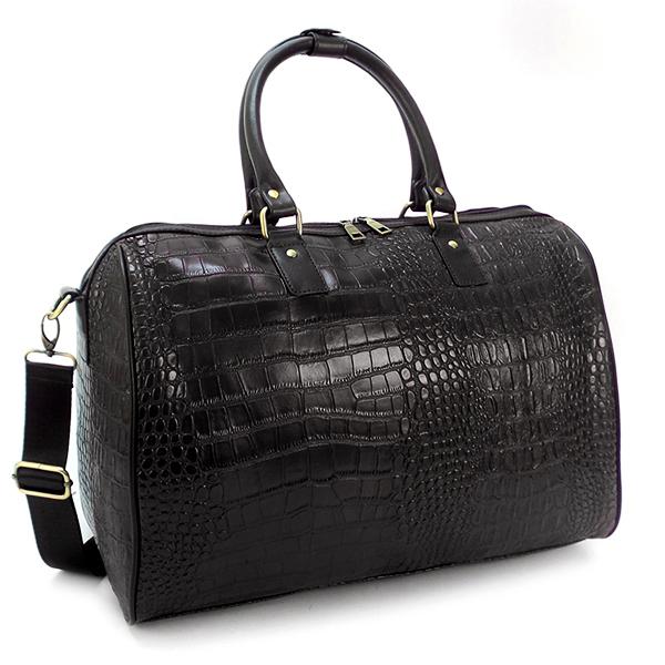 Дорожная сумка Borgo Antico. 3691 black