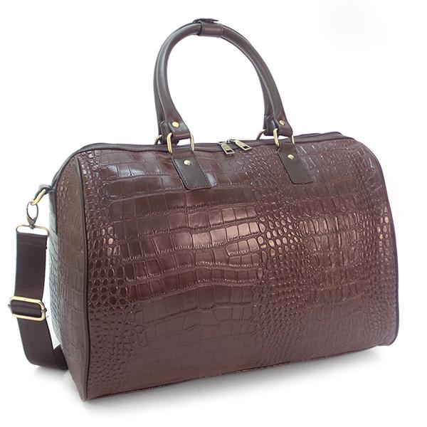 Дорожная сумка Borgo Antico. 3691 coffee