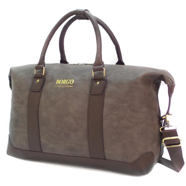Дорожная сумка Borgo Antico. 3696 grey