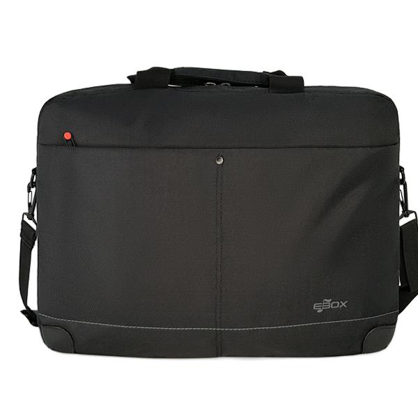 Сумка для ноутбука и документов. 56015 R black